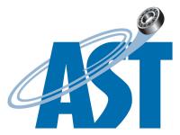 Подшипники AST