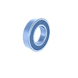 Подшипник шариковый радиальный 6207-2RS C3
